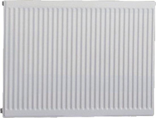 Quinn paneelradiator Sensa, staal, wit, (hxlxd) 900x800x50mm, 10