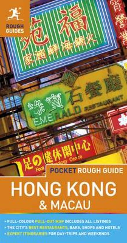 Rough Guide reisgids Macau