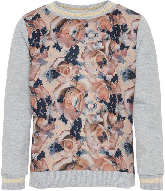 d81ddf5a2f7227 bol.com | Name it sweater meisjes - roze - NKFoliv - maat 140