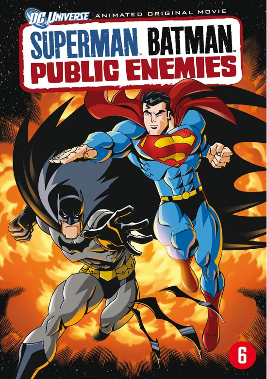 Cover van de film 'Superman/Batman: Public..'