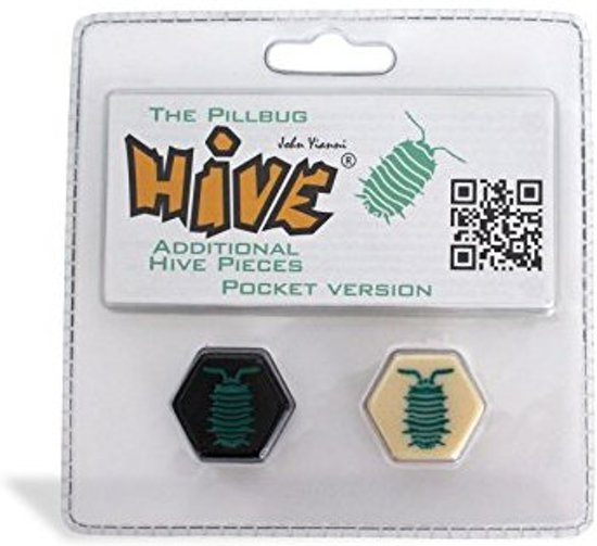 Afbeelding van het spel Hive - pocket Pillbug