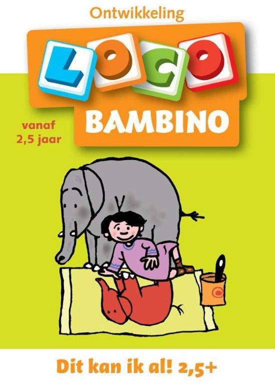 loco bambino 2 jaar bol.  Bambino Loco / 2 2 4 jaar / deel Dit kan ik al  loco bambino 2 jaar