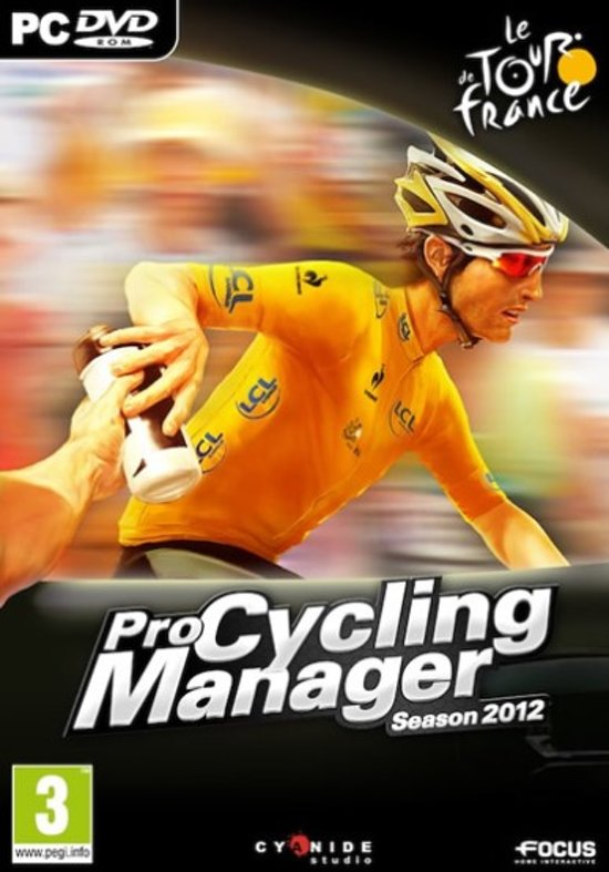 Pro Cycling Manager 2012 - Windows
