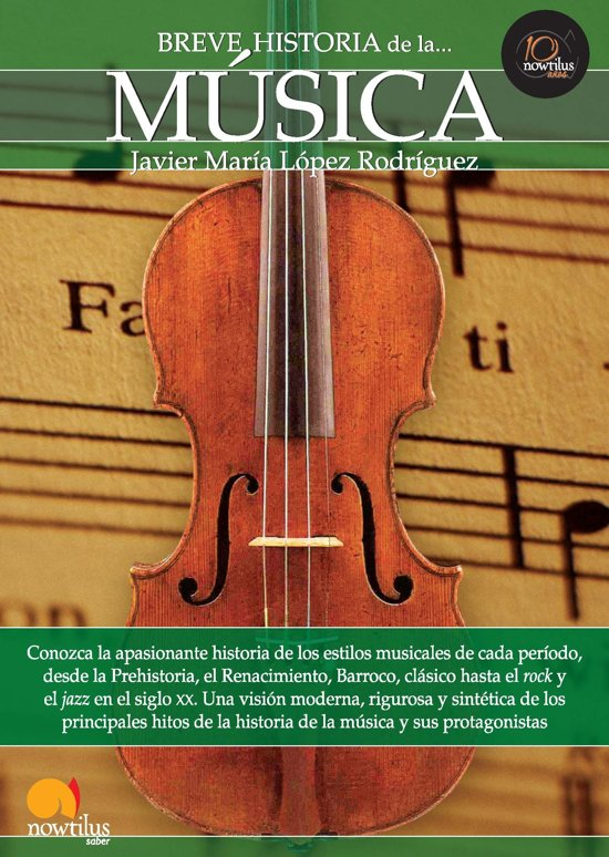 Bolcom Breve Historia De La Música Ebook Javier Maria Lopez