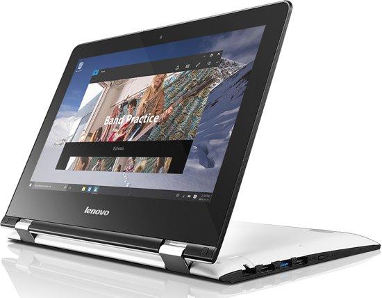 Lenovo Yoga 300-11IBR 80M100SPMH - 2-in-1 laptop - 11.6 Inch