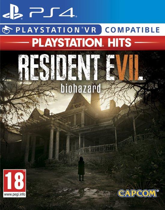 Resident Evil 7: Biohazard (PlayStation Hits) (PS4/VR)