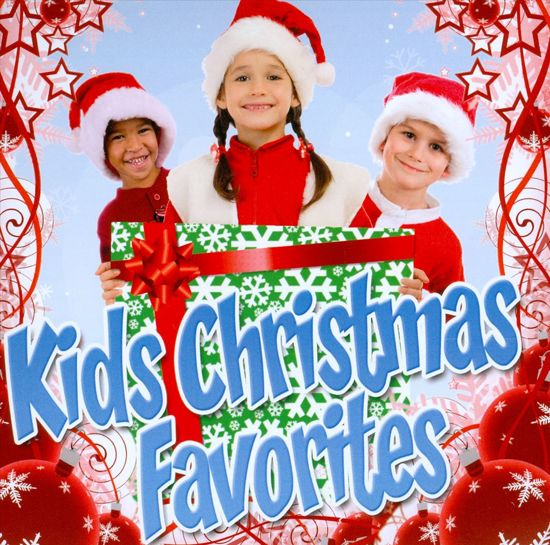 CD cover van Cooltime Kids: Kids Christmas Favorites van Cooltime Kids