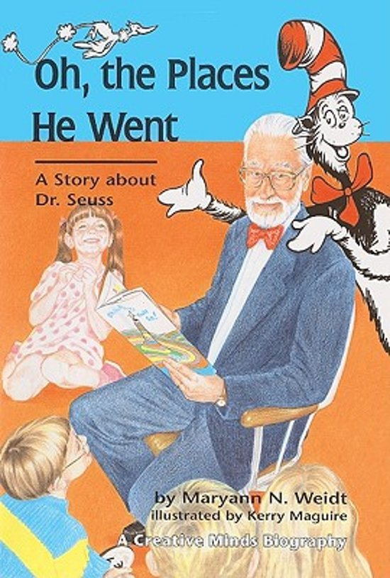 an introduction to the life and history of theodore seuss geisel