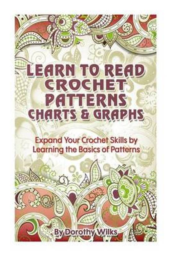 Bol Learn To Read Crochet Patterns Charts And Graphs