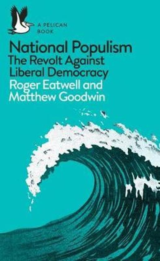 Boek cover National Populism van Matthew Goodwin (Paperback)