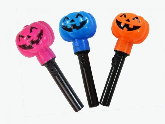 Lampionen 3-pack Halloween pompoenhoofd
