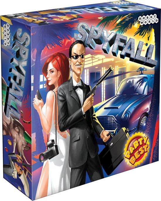 Afbeelding van het spel Spyfall Card Game