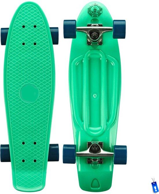 Pennyboard Retro - Plastic Skateboard - 71 cm - 28 inch