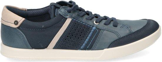 Schoenen Casual Donkerblauwe Ecco 0 2 Collin UzpVSM