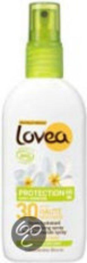 Lovea Bio Sunspray SPF30 - Zonnebrand spray