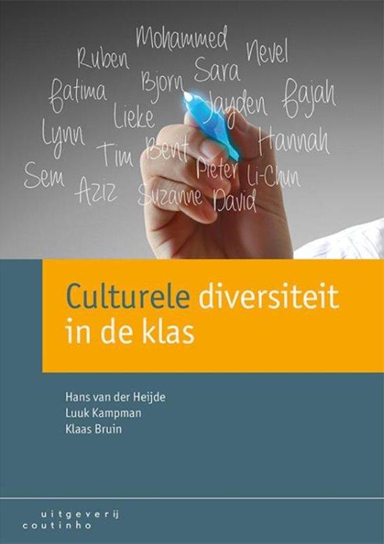 Culturele diversiteit in de klas - Hans van der Heijde
