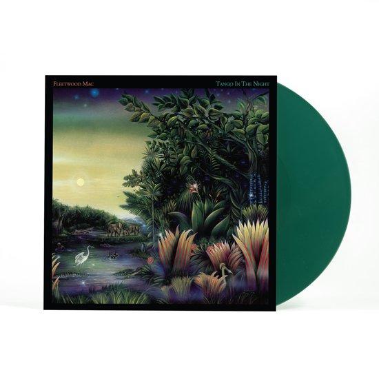 CD cover van Tango In The Night (Coloured Vinyl) van Fleetwood Mac