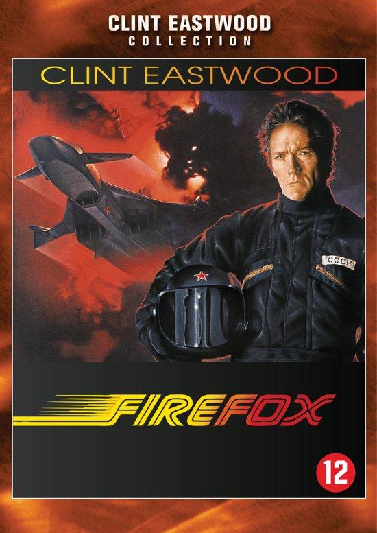 Cover van de film 'Firefox'