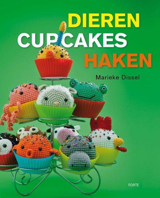 Bolcom Dieren Cupcakes Haken Dissel 9789058779915 Boeken