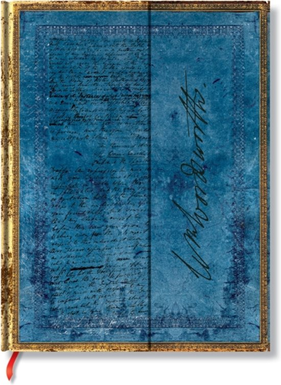 """Paperblanks Wordsworth, Letter Quoting """"Daffodils"""" Ultra Lined Journal"""