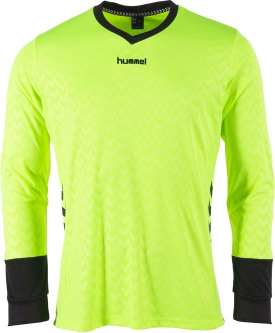 hummel Hannover Keeper Shirt Sportshirt Kinderen - Geel