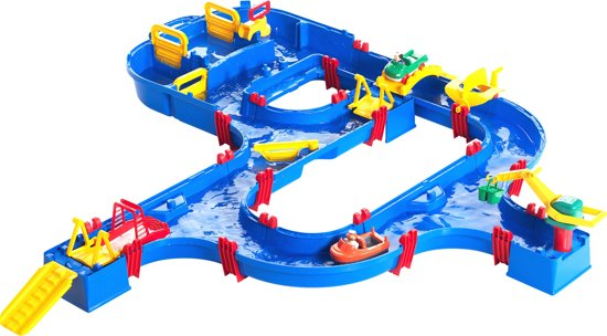 AquaPlay Superfun Set 640 - Waterbaan