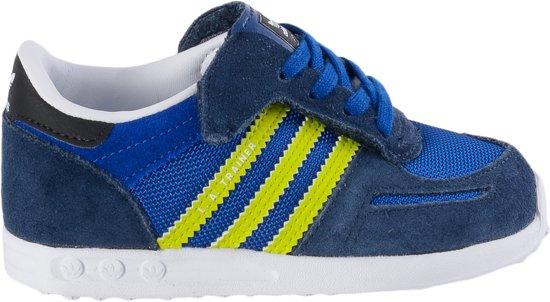 low priced d2826 cd133 adidas Originals L.A. Trainer CF I - Sneakers - Kinderen - Maat 23 - Navy