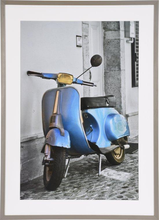 Fotolijst - Henzo - Umbria - Fotomaat 50x70 - Middenbruin