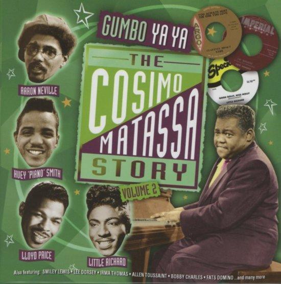 Cosimo Matassa Story, Vol. 2: Gumbo Ya Ya