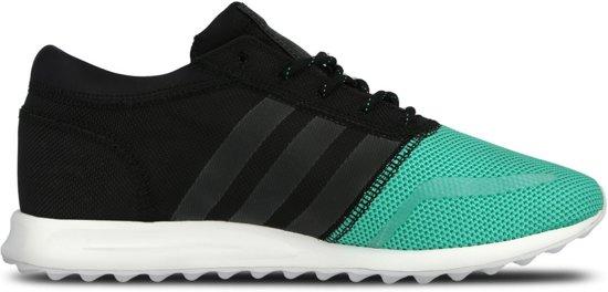 db1b0f78f54 bol.com | Adidas Sneakers Los Angeles Heren Zwart/groen Maat 40