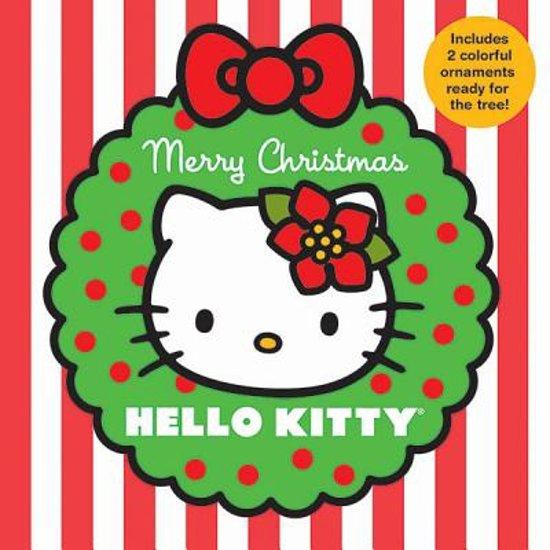 Boek cover Merry Christmas, Hello Kitty! van Sanrio (Paperback)