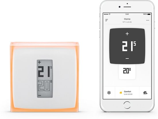 Netatmo Intelligente Thermostaat