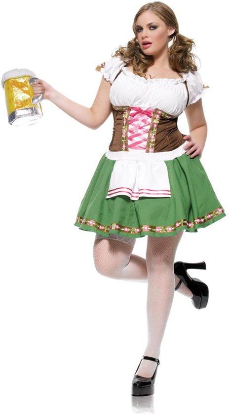 Beierse kostuum voor vrouwen - Verkleedkleding - XXXL