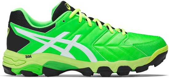 Asics Gel Blackheath 6 groen hockeyschoenen heren (P615Y 8501)