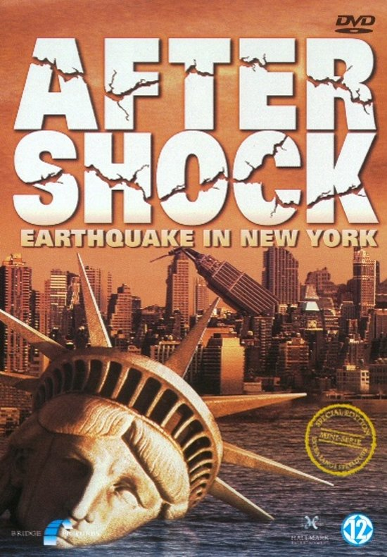 DVD cover van After Shock