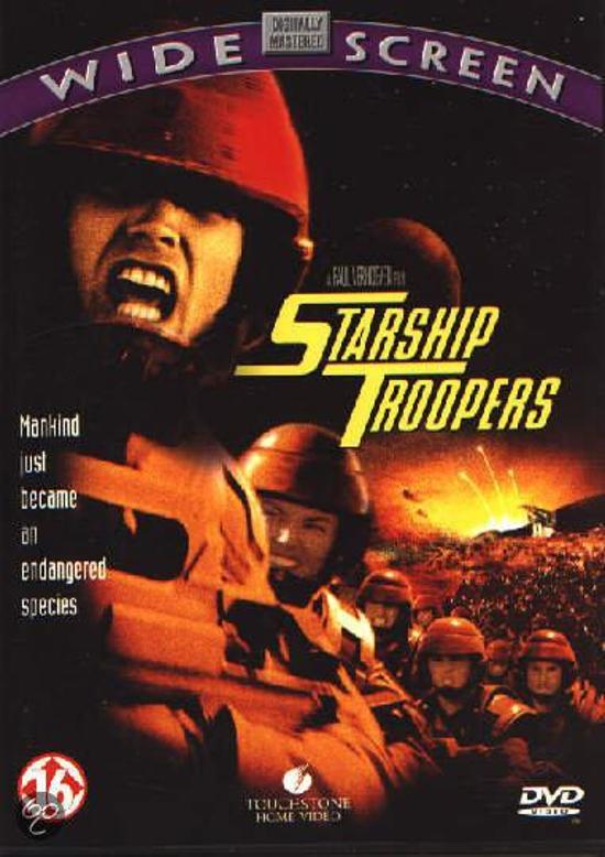 Afbeelding van Starship Troopers