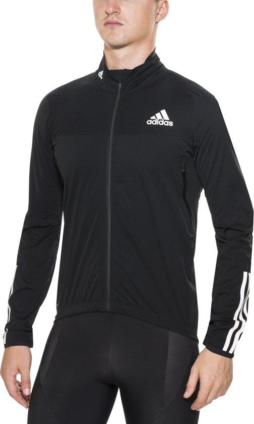 adidas Adistar Jas zwart Maat M