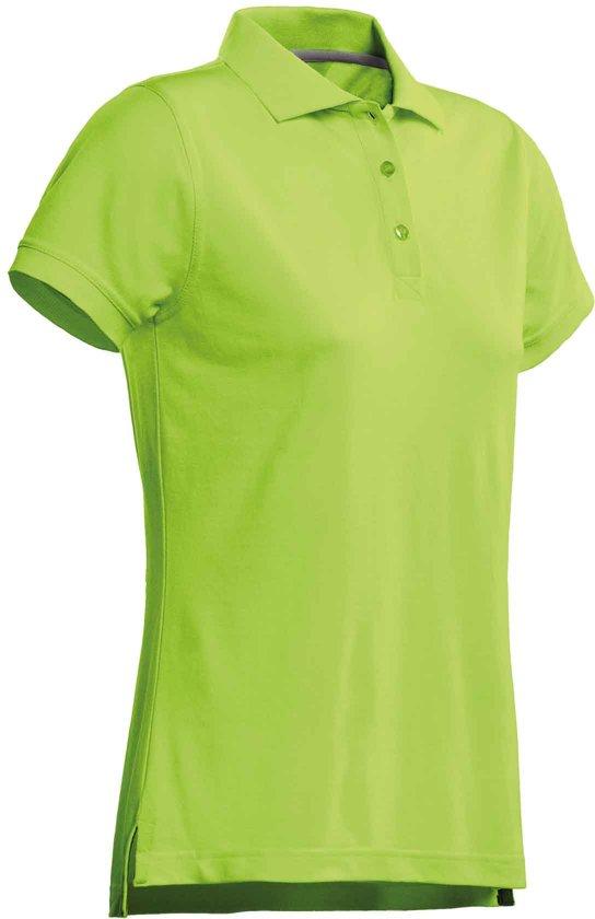 Ladies200166 Santino Poloshirt L Zwart Maat Mojo knOP8w0