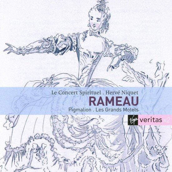 Rameau : Pigmalion, Les Grands