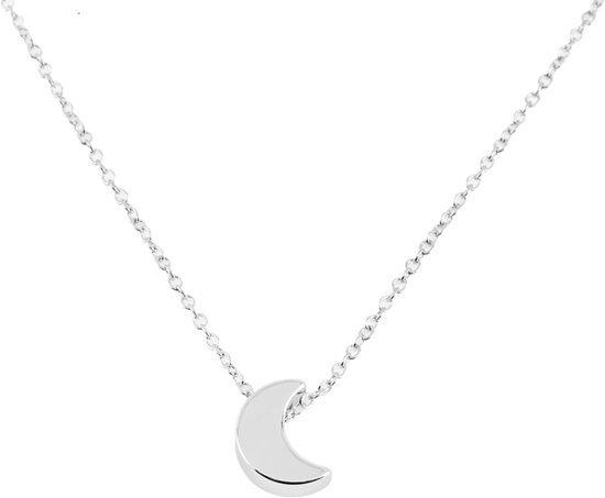 zilveren halsketting dames