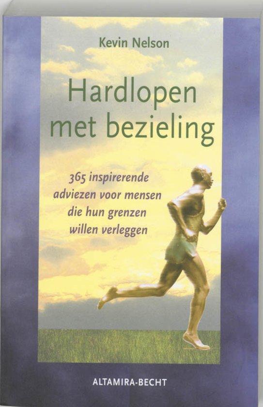 Cover van het boek 'Hardlopen met bezieling' van Kevin Nelson
