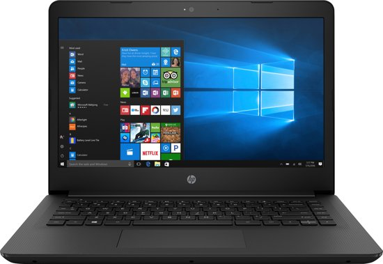 HP Thinbook 14-bp085nd - 14 Inch (35.6cm) - Laptop