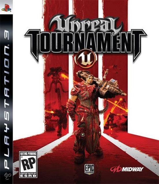 Unreal Tournament III (USA)
