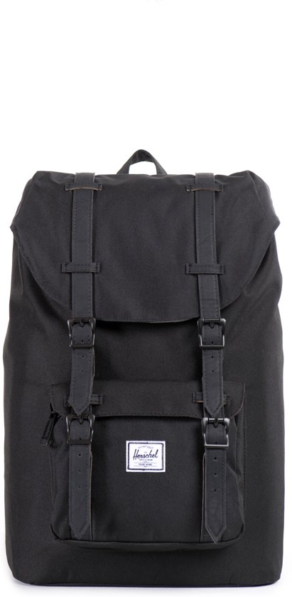 48745f14d11 bol.com | Herschel Supply Co.Little America Rugzak - Zwart