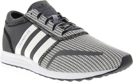 Adidas Los Angeles Heren Sneakers Grijswit Maat 39 13