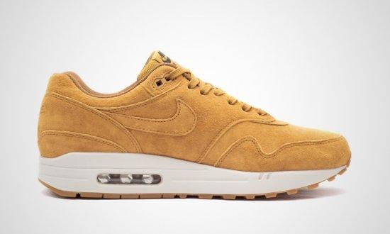 | Nike Air Max 1 Premium Sneakers Heren Bruin