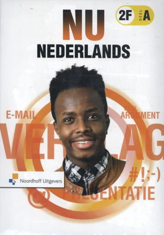 Ongebruikt bol.com | NU Nederlands 2e ed 2F leerwerkboek( deel A en B) + BG-94