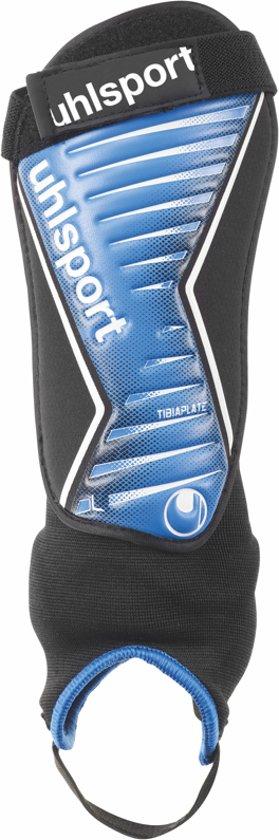 Uhlsport Tibia Plate Pro Blue