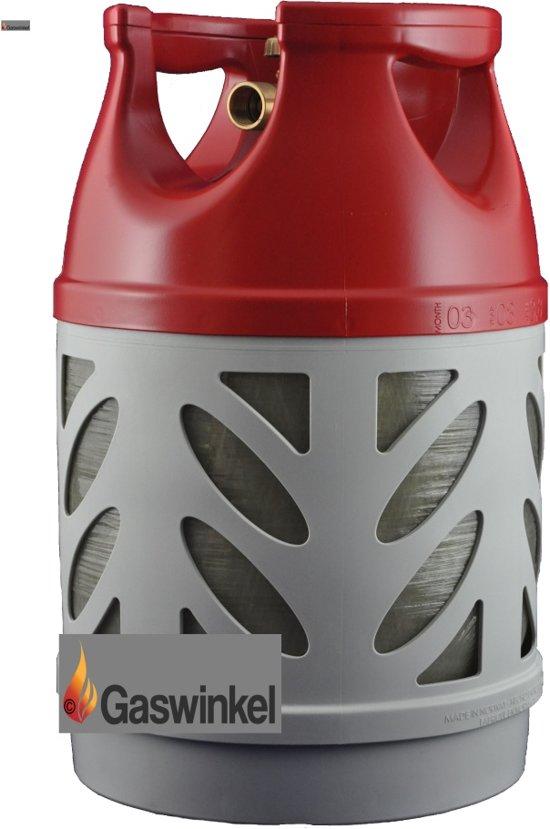 Gasfles 5 Kg Aanbiedingen.Bol Com 7 5 Kg Safefill Composiet Gasfles 18 2 Liter Met