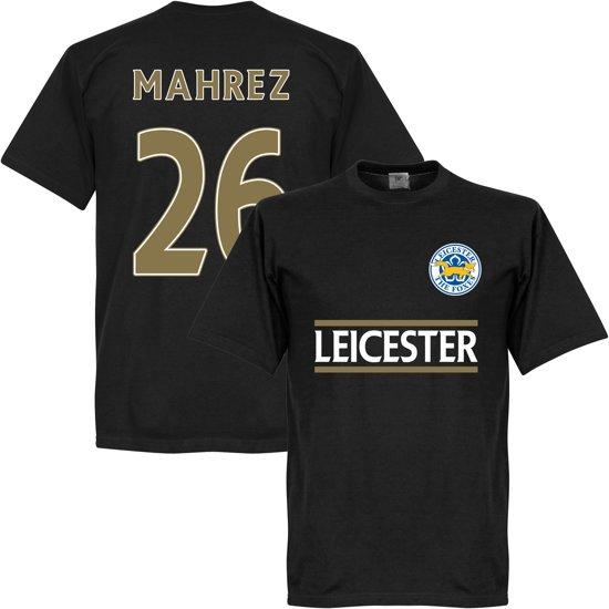 Leicester City Mahrez 26 Team T-Shirt - S